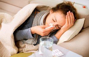 Как можно поднять иммунитет женщине?